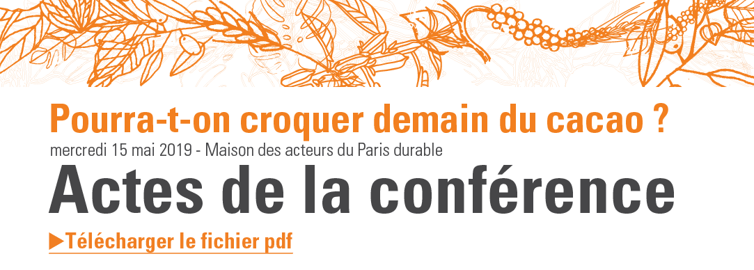 actes conference ethiquable cacao bio equitable