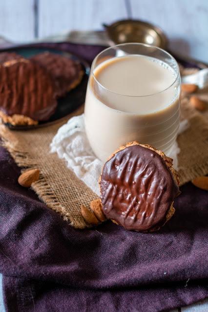 Biscuits façon granola au chocolat équitable
