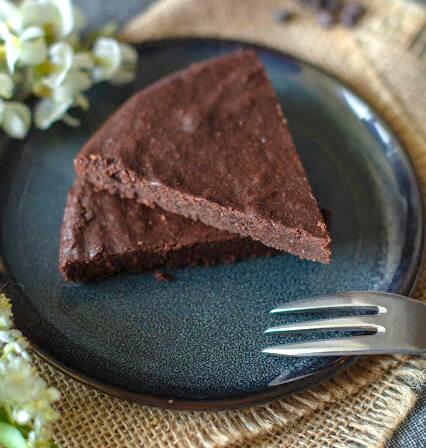 Fondant au chocolat et café grand cru
