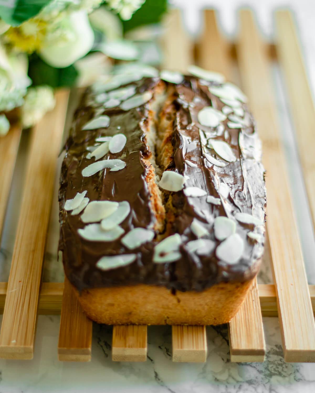Gâteau chocolat amandes cajou