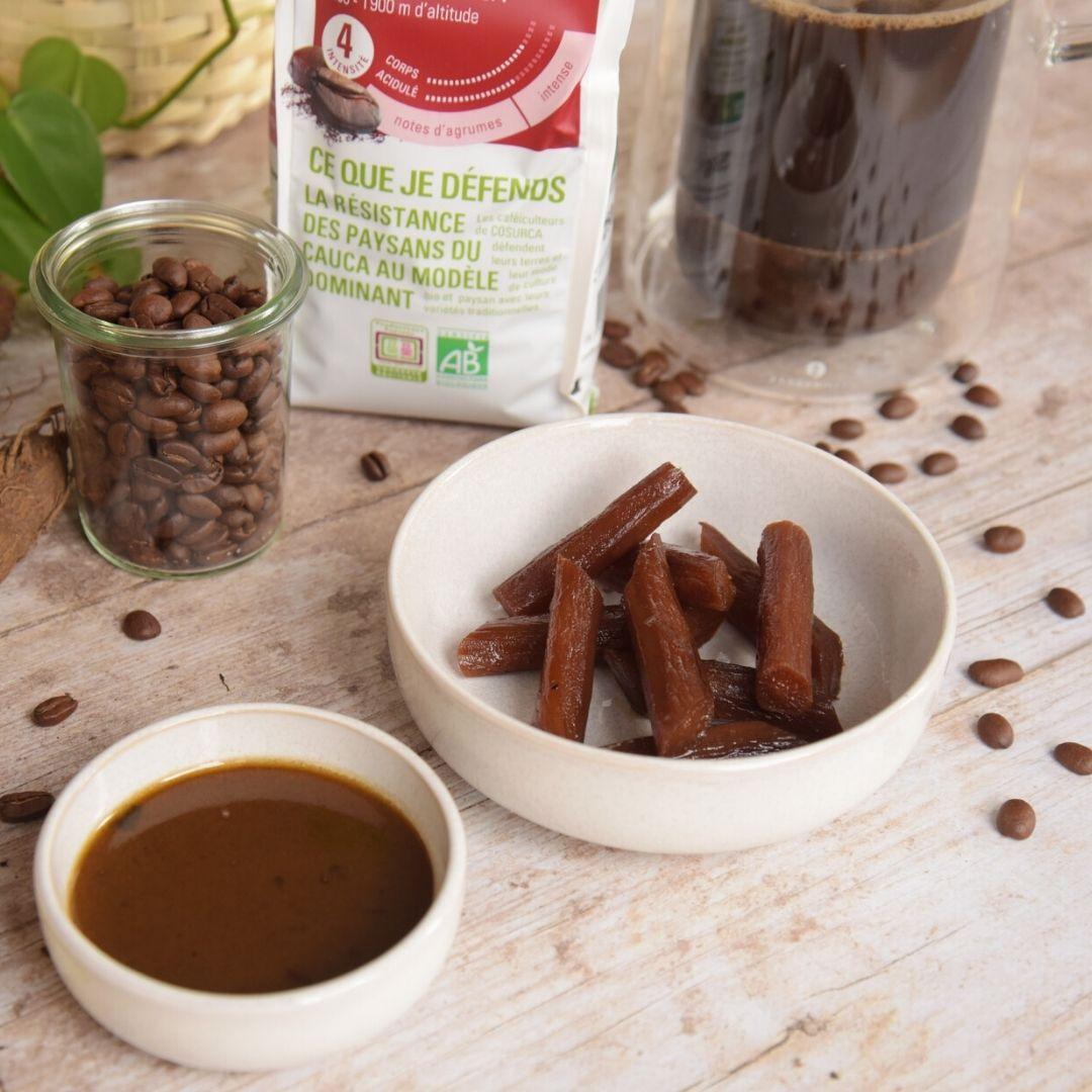 sauce cafe salsifis equitable et bio