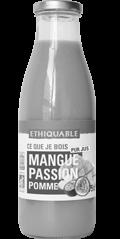 mangue passion pur jus bio equitable ethiquable