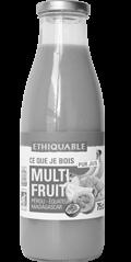 multi fruits pur jus bio equitable ethiquable