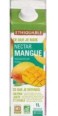 nectar mangue ethiquable equitable bio