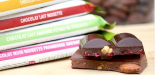innovation tablette chocolat équitable bio ethiquable