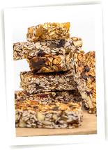 Barre énergie granola chocolat bio