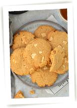 Cookies speculoos et chocolat blanc