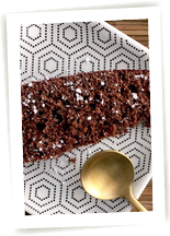 Moelleux chocolat noisettes bio et vegan