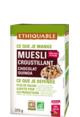 muesli chocolat bio équitable ethiquable