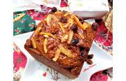 Cake de Noël aux épices bio