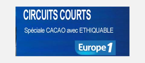 europe1 ethiquable cacao
